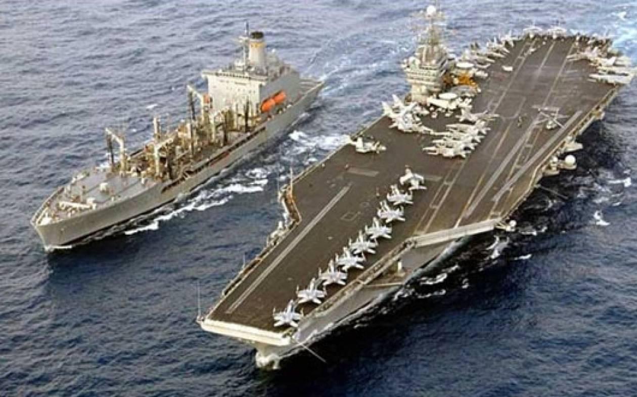Δύο ρωσικά πολεμικά πλοία πέρασαν τα Δαρδανέλια
