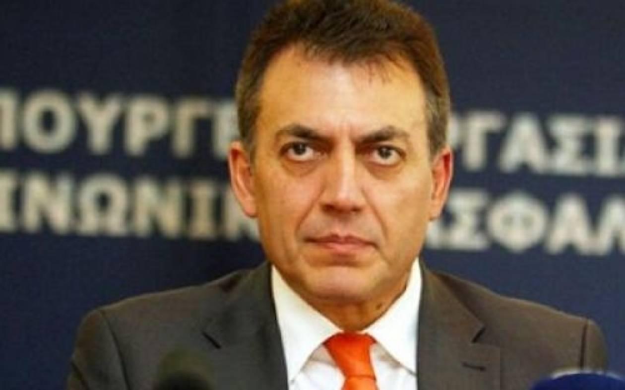 """Βρούτσης: 60 εκατομμύρια ευρώ για το πρόγραμμα """"Βοήθεια στο σπίτι"""""""
