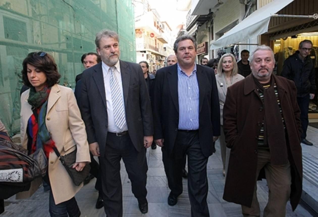 Π. Καμμένος: Να τιμωρηθούν όσοι λήστεψαν τον ελληνικό λαό!