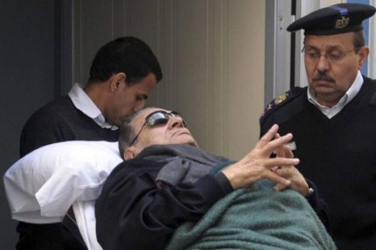 Δραματική επιδείνωση της υγείας του Χόσνι Μουμπάρακ