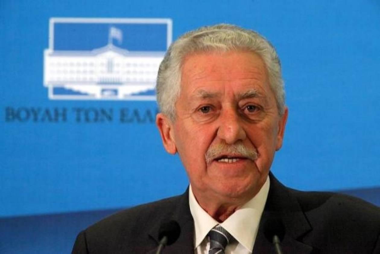 Κουβέλης: Να κινηθεί η ποινική διαδικασία για τον Παπακωνσταντίνου