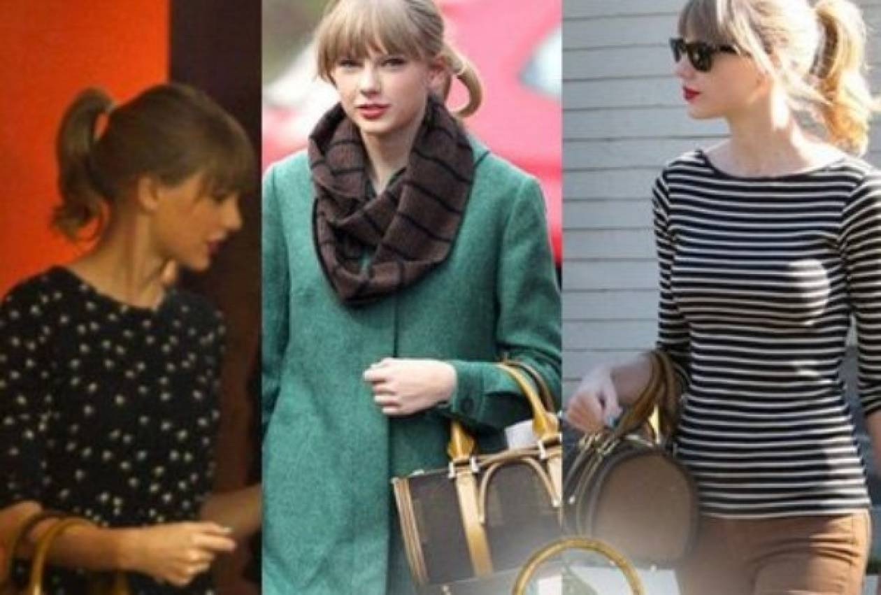 Burberry bowling bag: η νέα αγαπημένη τσάντα της Taylor Swift