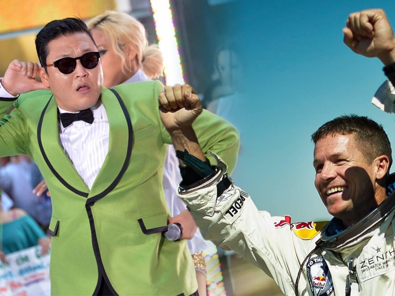 PSY και Felix: Τα δύο πρόσωπα του 2012