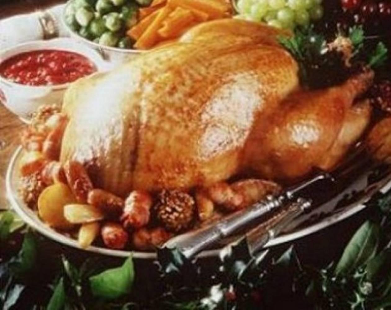 Πώς να «απενοχοποιήσουμε» το γιορτινό τραπέζι;