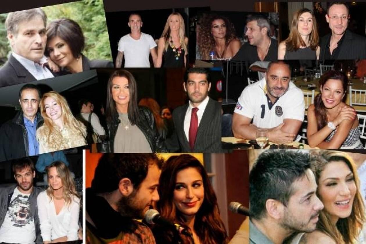 Ποια ζευγάρια χώρισαν μέσα στο 2012;