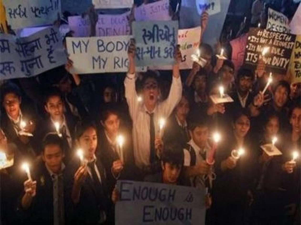 Εκκληση για ηρεμία μετά το θάνατο της Ινδής φοιτήτριας