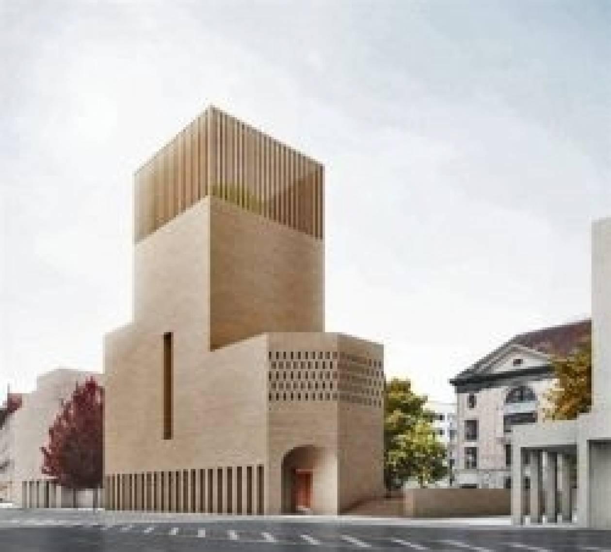 Βερολίνο: Μία εκκλησία για τρείς θρησκείες