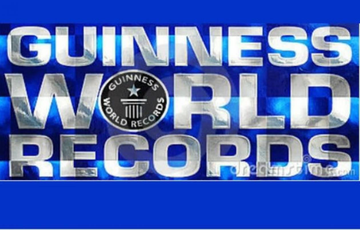 Βίντεο: Τα καλύτερα ρεκόρ Guiness του 2012!