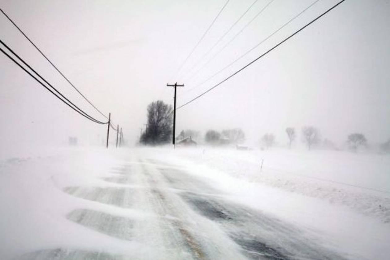 Δείτε που χιόνισε και ποιοι δρόμοι χρειάζονται αλυσίδες
