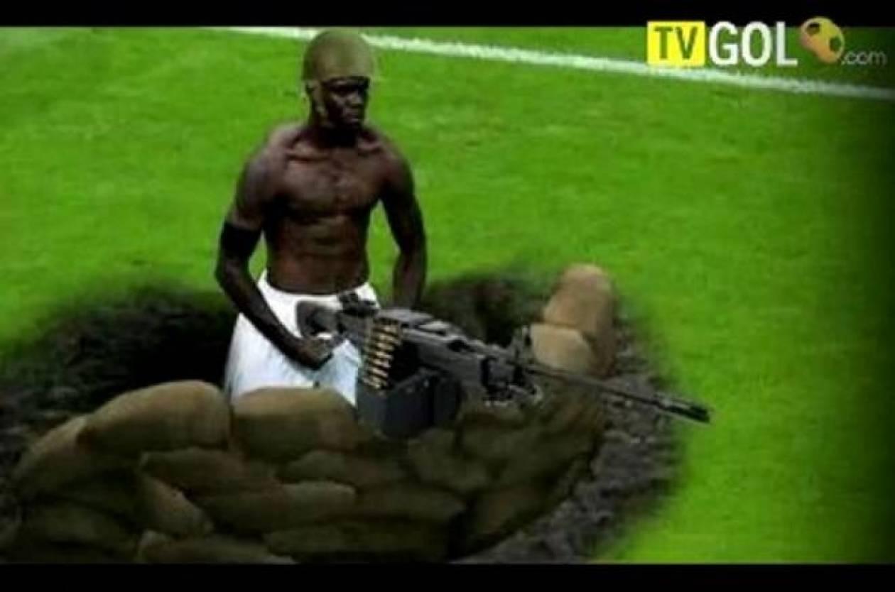 Οι πιο κωμικές ποδοσφαιρικές στιγμές του 2012 μετά… μουσικής (video)