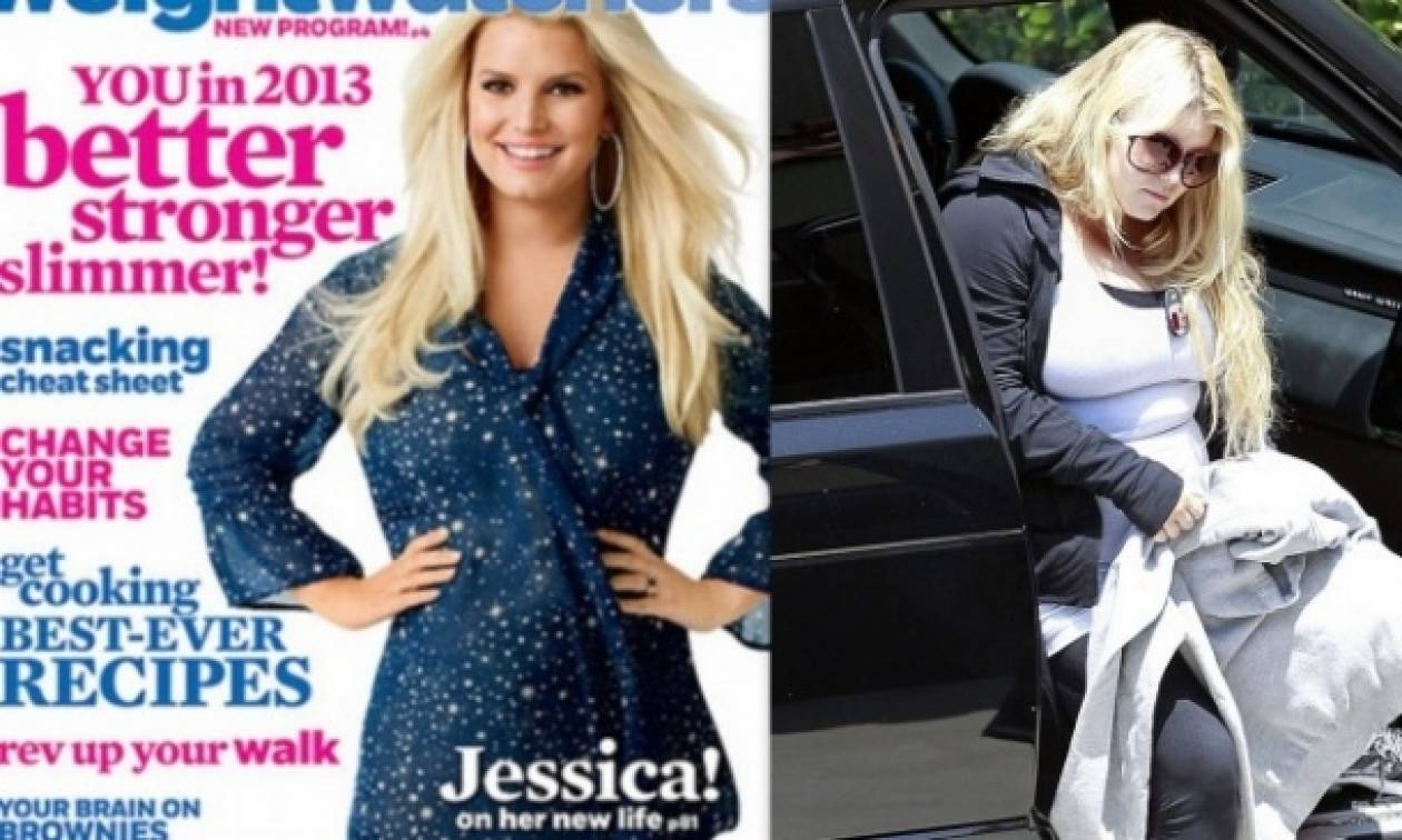 J. Simpson: Ποζάρει με τη νέα της σιλουέτα, αν και είναι ξανά έγκυος