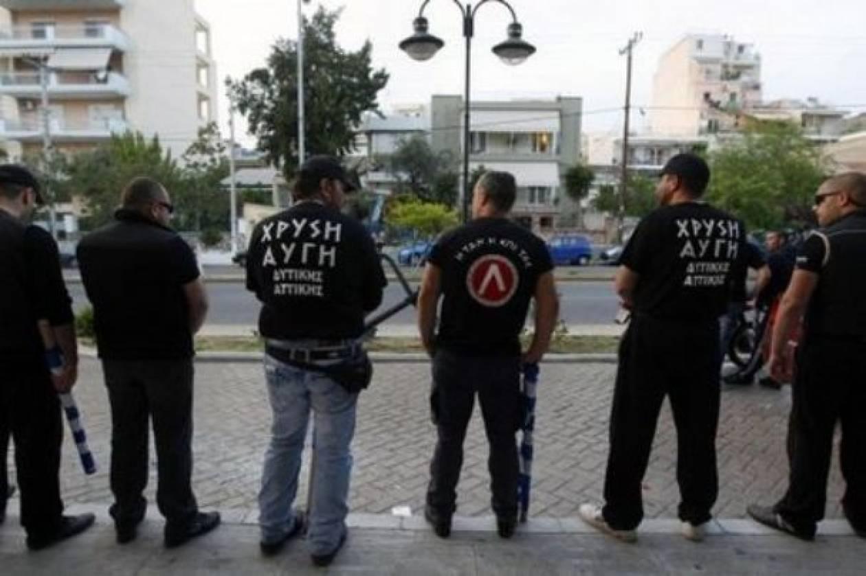 Συμπλοκή μελών της Χρυσής Αυγής με αντιεξουσιαστές στο Αγρίνιο
