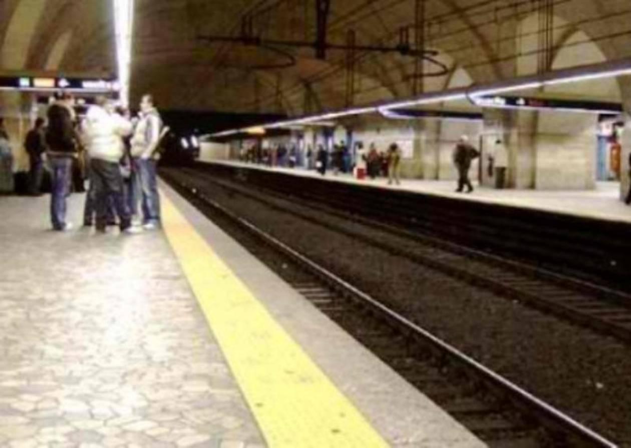 Συνελήφθη η γυναίκα που σκότωσε τον μετανάστη στο μετρό