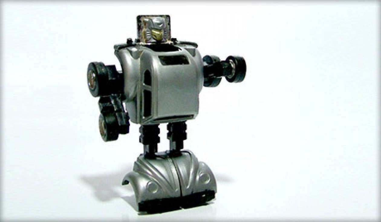 Επιστήμονες κατασκεύασαν ένα μοναδικό ρομπότ διάσωσης