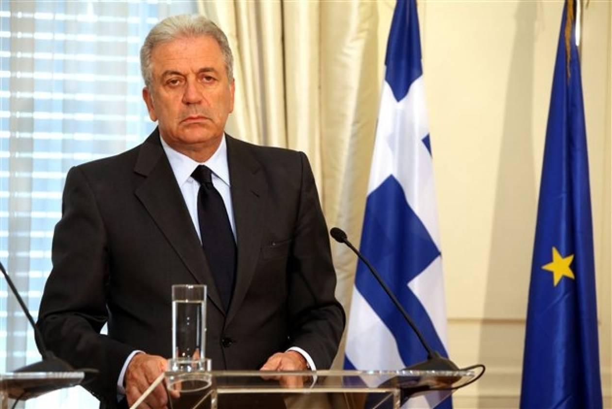 Δ. Αβραμόπουλος: Δεν πουλάμε κ. Ερντογάν