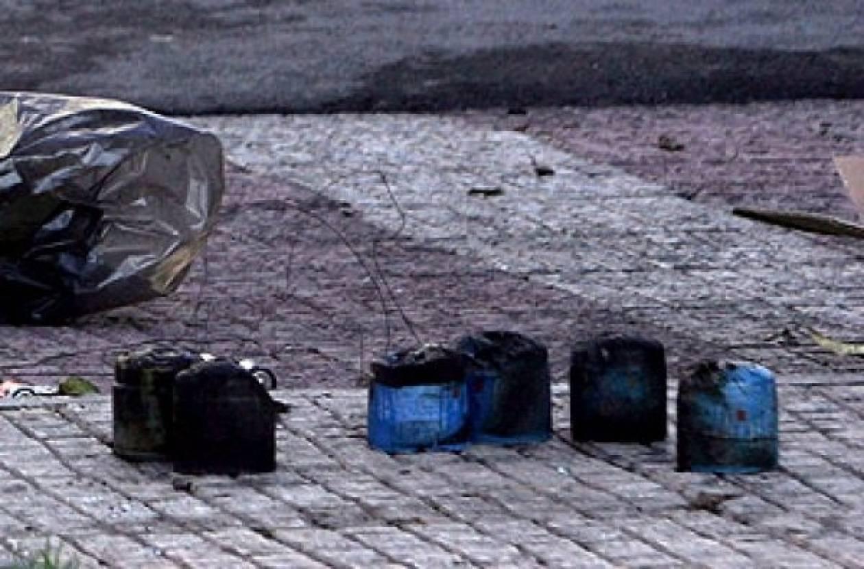 Γκαζάκια στο Ειρηνοδικείο Χαλανδρίου