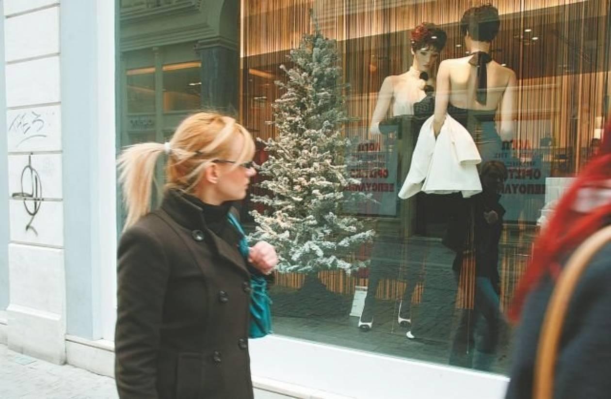 Ανοιχτά τα καταστήματα παρά την απεργία των εμποροϋπαλλήλων
