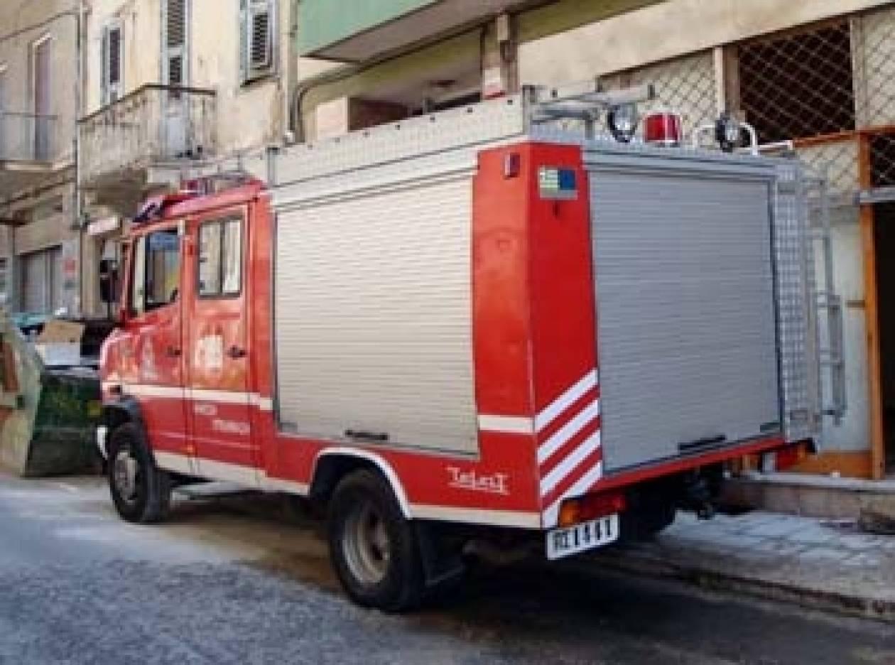 Τραγωδία: 77χρονος κάηκε ζωντανός στο Ηράκλειο
