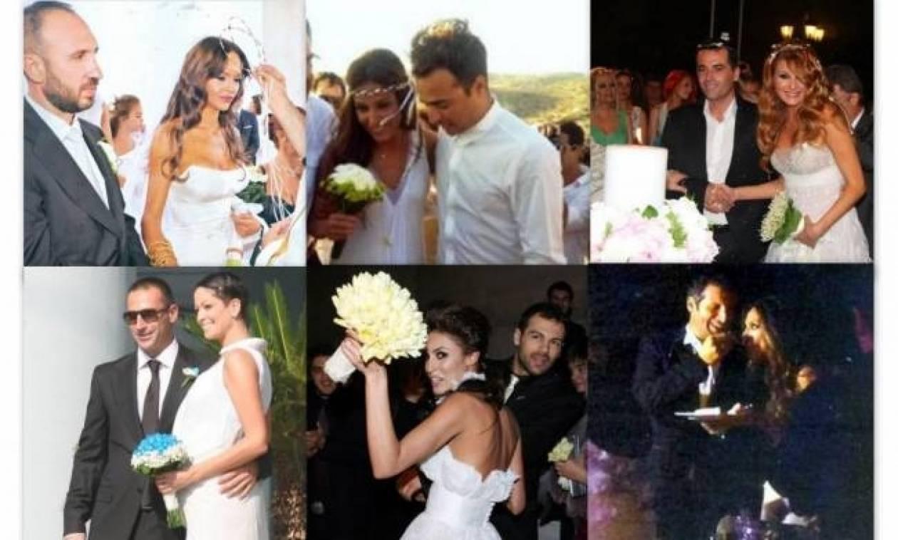 Οι γάμοι της χρονιάς!