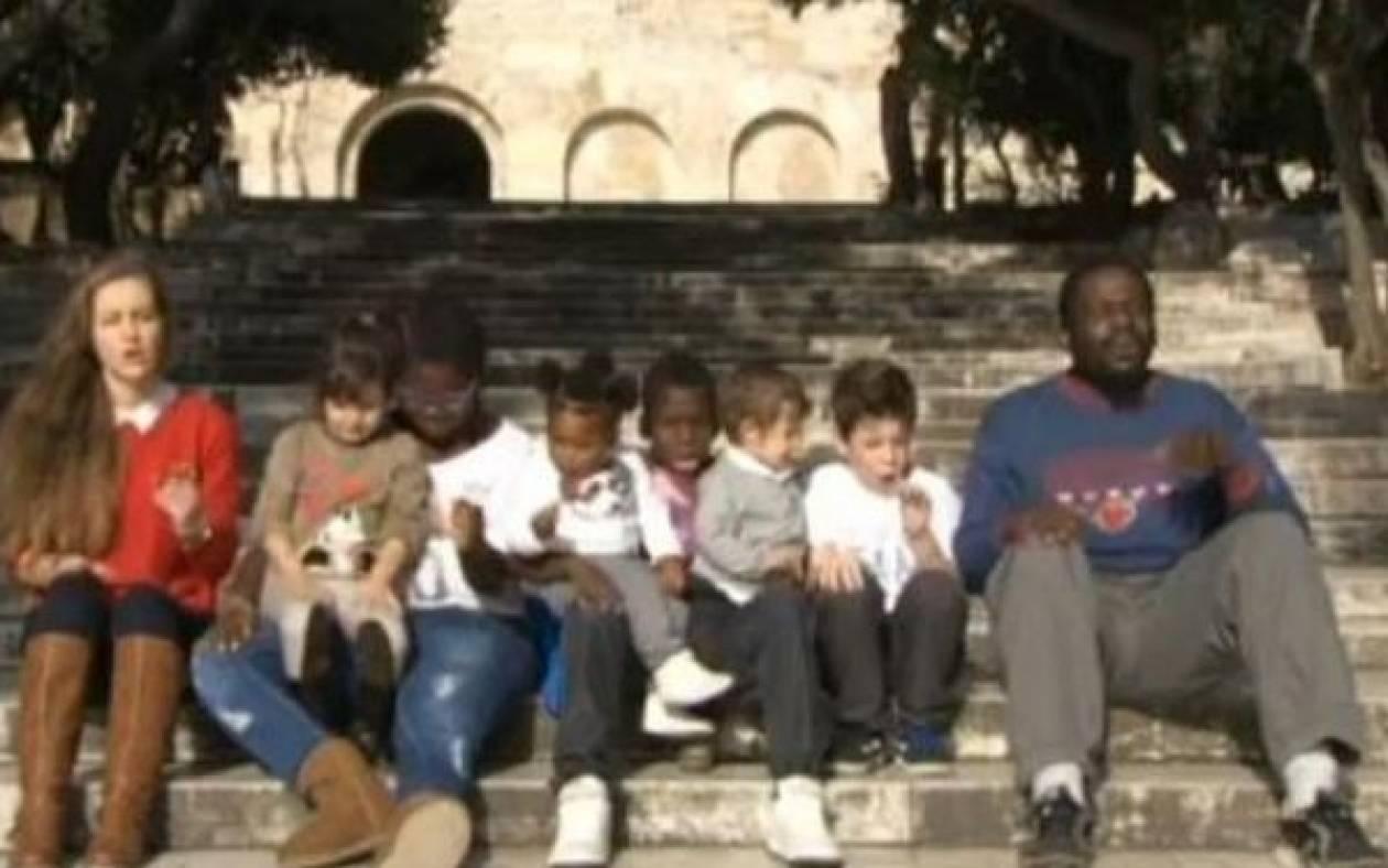 Δείτε το νέο βίντεο του ΠΑΣΟΚ κατά του ρατσισμού