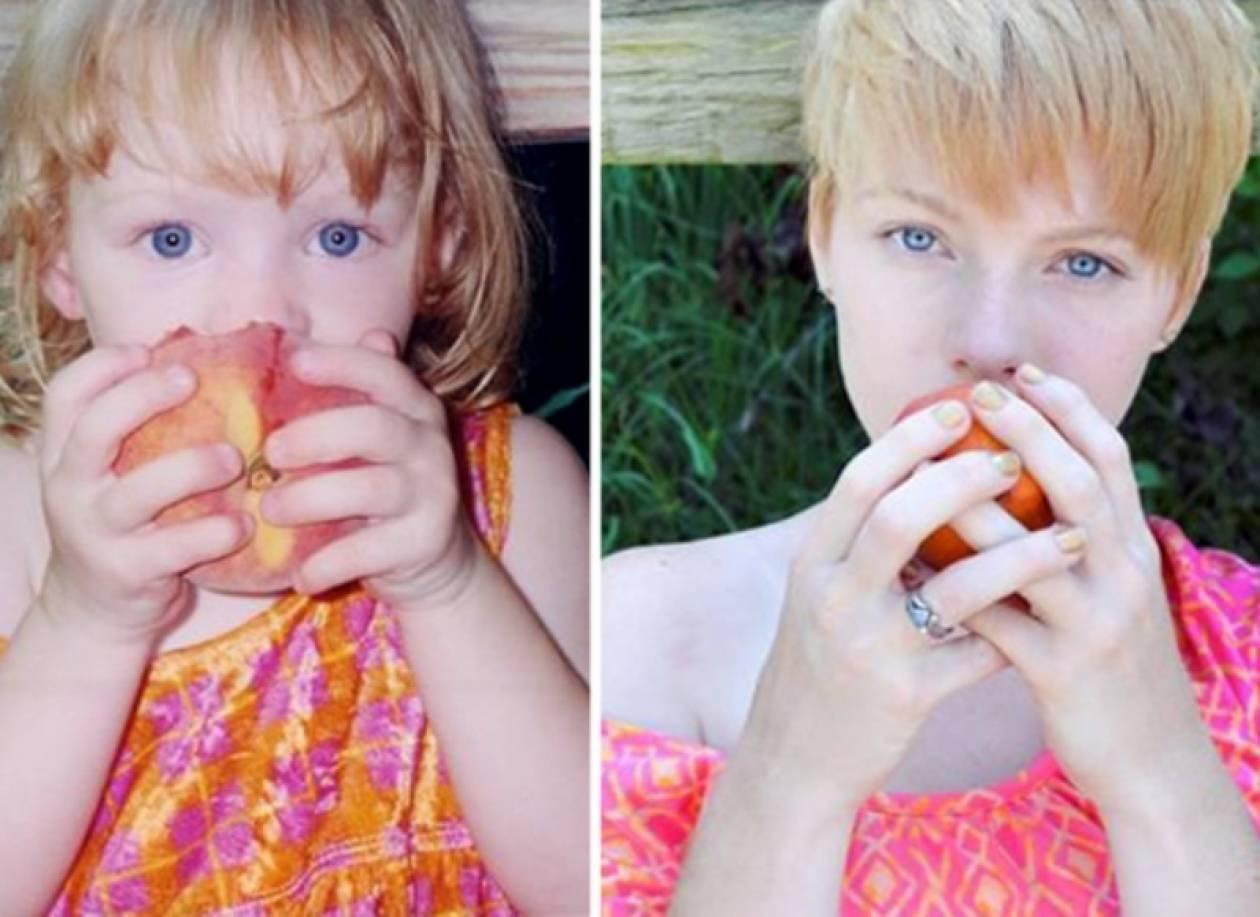 Έβγαλαν την ίδια φωτογραφία 20 χρόνια μετά!(pics)