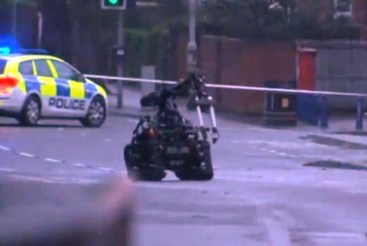 Βίντεο: Απετράπη δολοφονική επίθεση στη Βόρεια Ιρλανδία