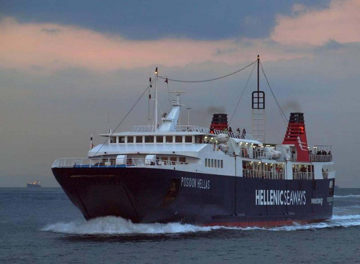 Αδυναμία προσέγγισης πλοίων σε Αγκίστρι και Αίγινα