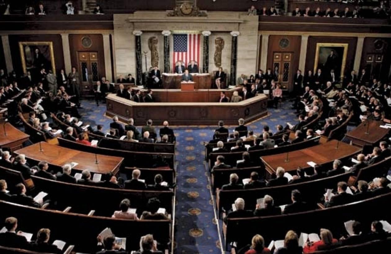 Διεκόπησαν οι συνομιλίες για το «δημοσιονομικό βάραθρο» στις ΗΠΑ