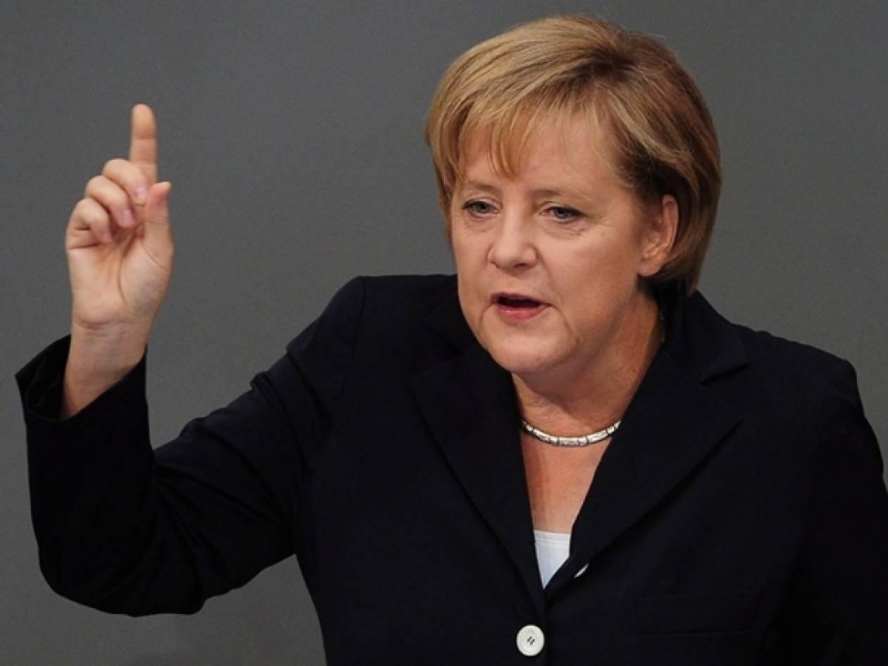 Μέρκελ: Πιο δύσκολο το 2013