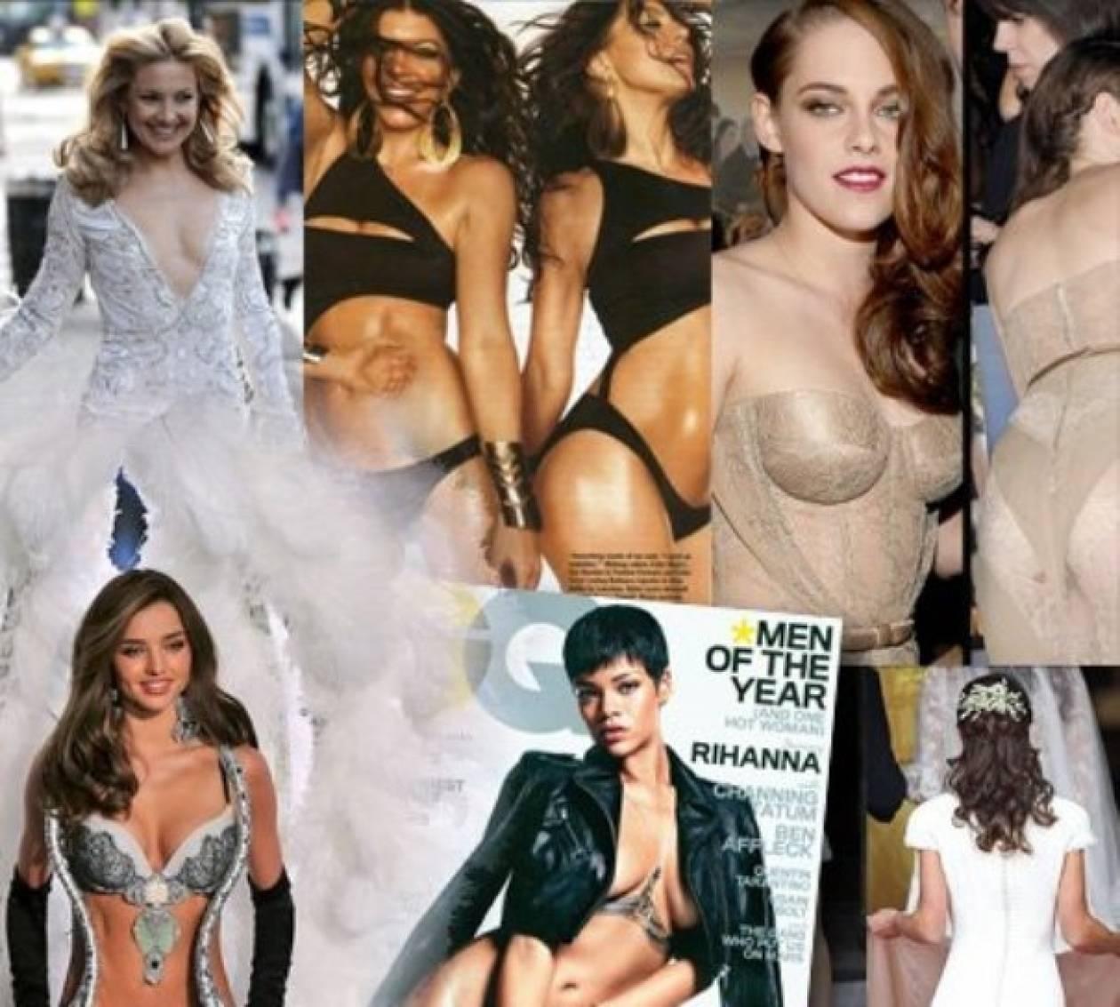 Κορμιά γαζέλας: τα πιο όμορφα σώματα της showbiz για το 2012