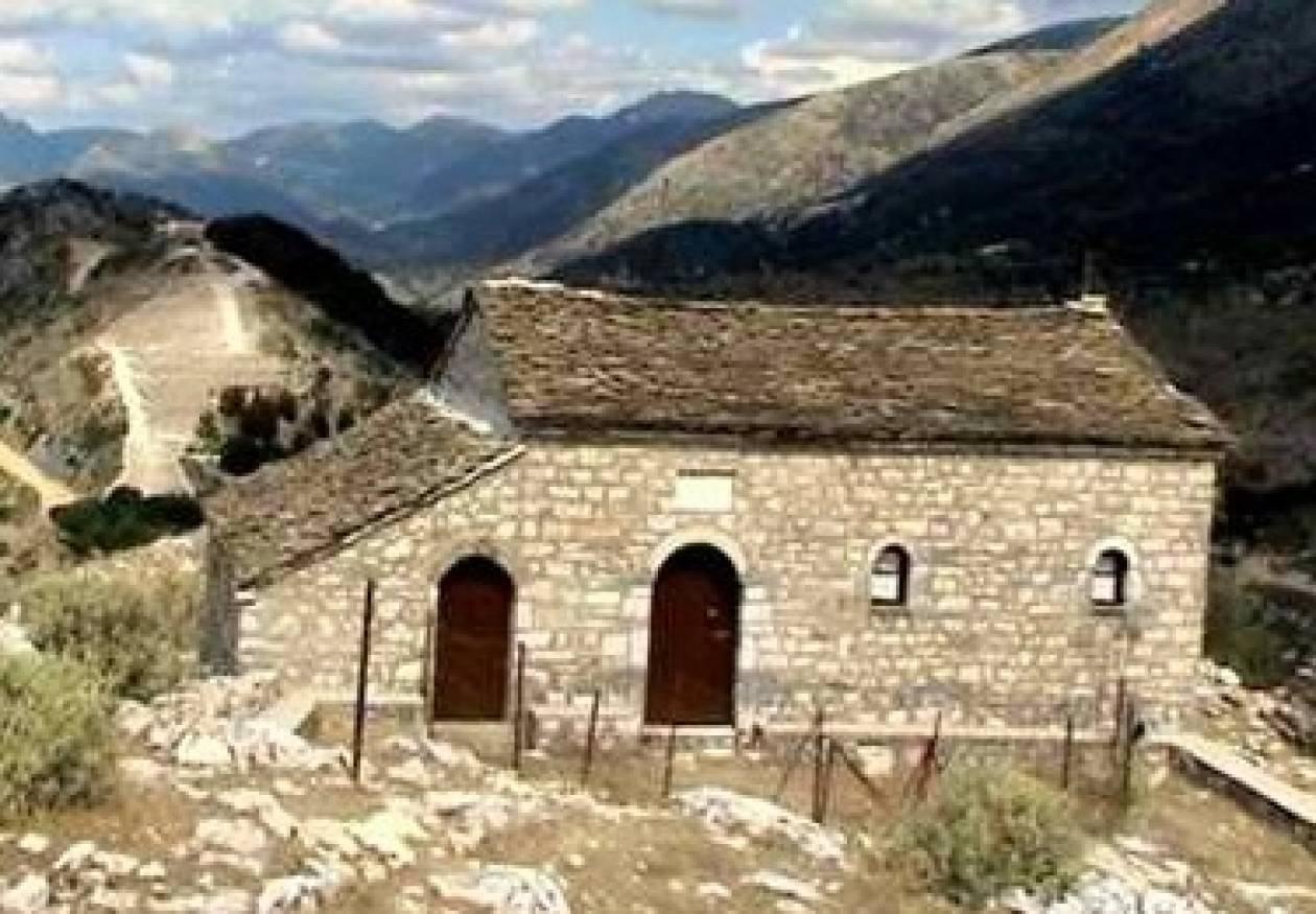 Aρχαιοκάπηλοι ρημάζουν εκκλησιές στα ιστορικά Σουλιοτοχώρια...