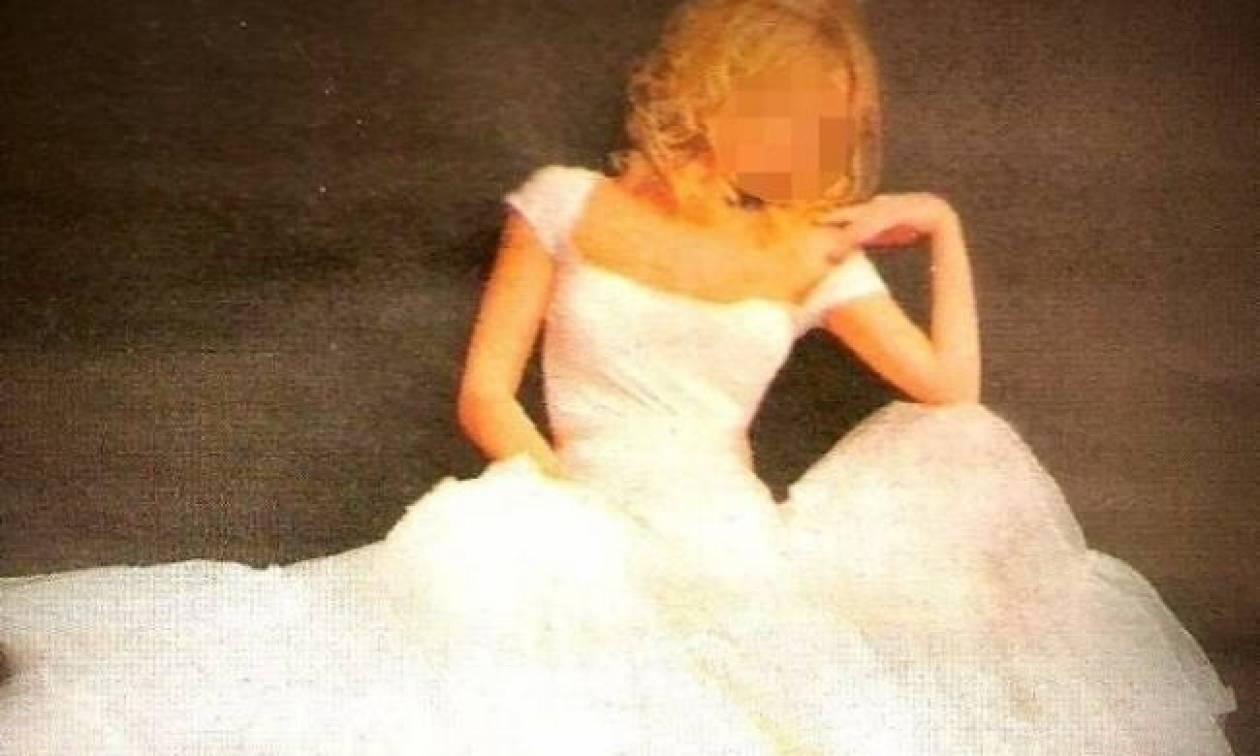 Ντύθηκε νυφούλα γνωστή Ελληνίδα ηθοποιός