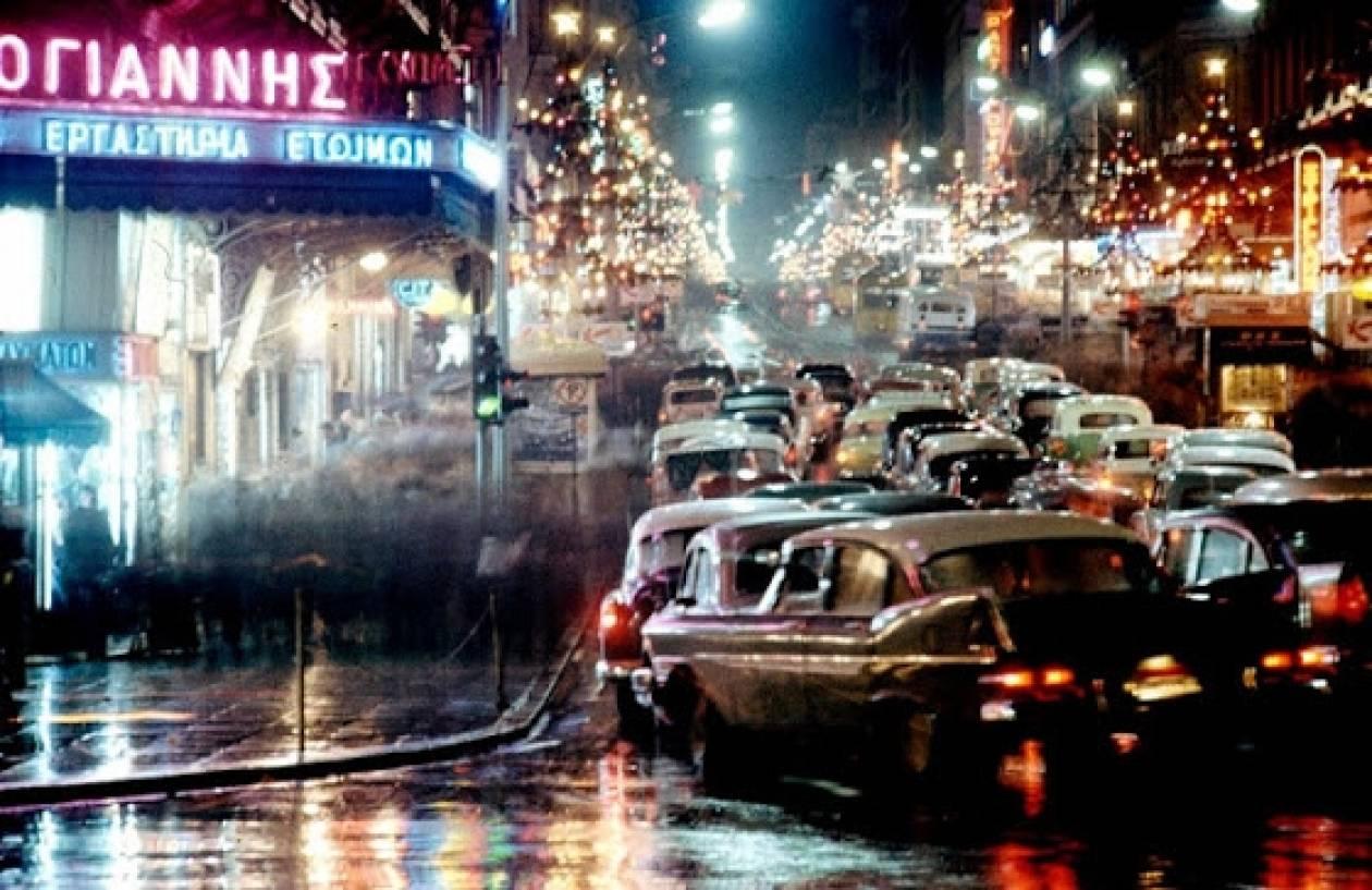 Αυτή είναι η νέα φωτογραφία της παλιάς Αθήνας που συγκινεί (pics)