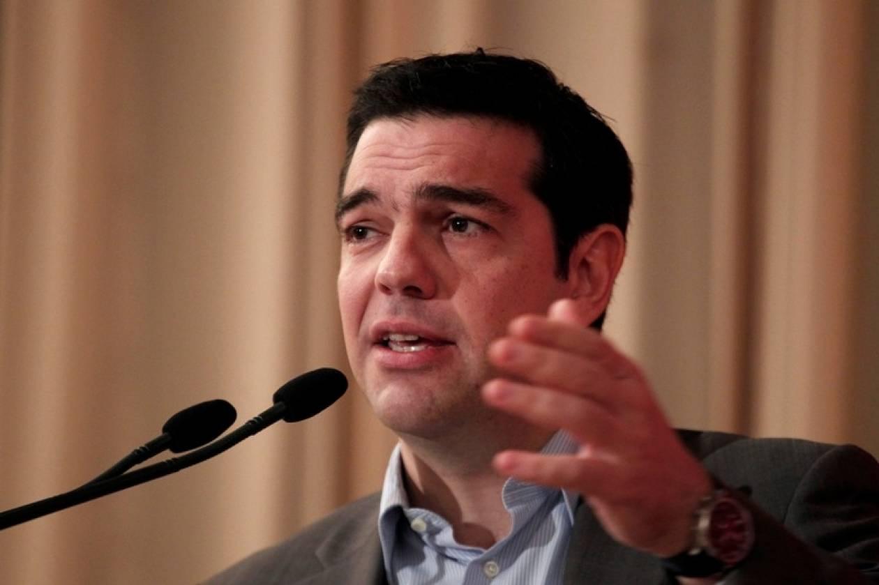 Αλέξης Τσίπρας: Το 2013 θα είναι χρονιά ανατροπής