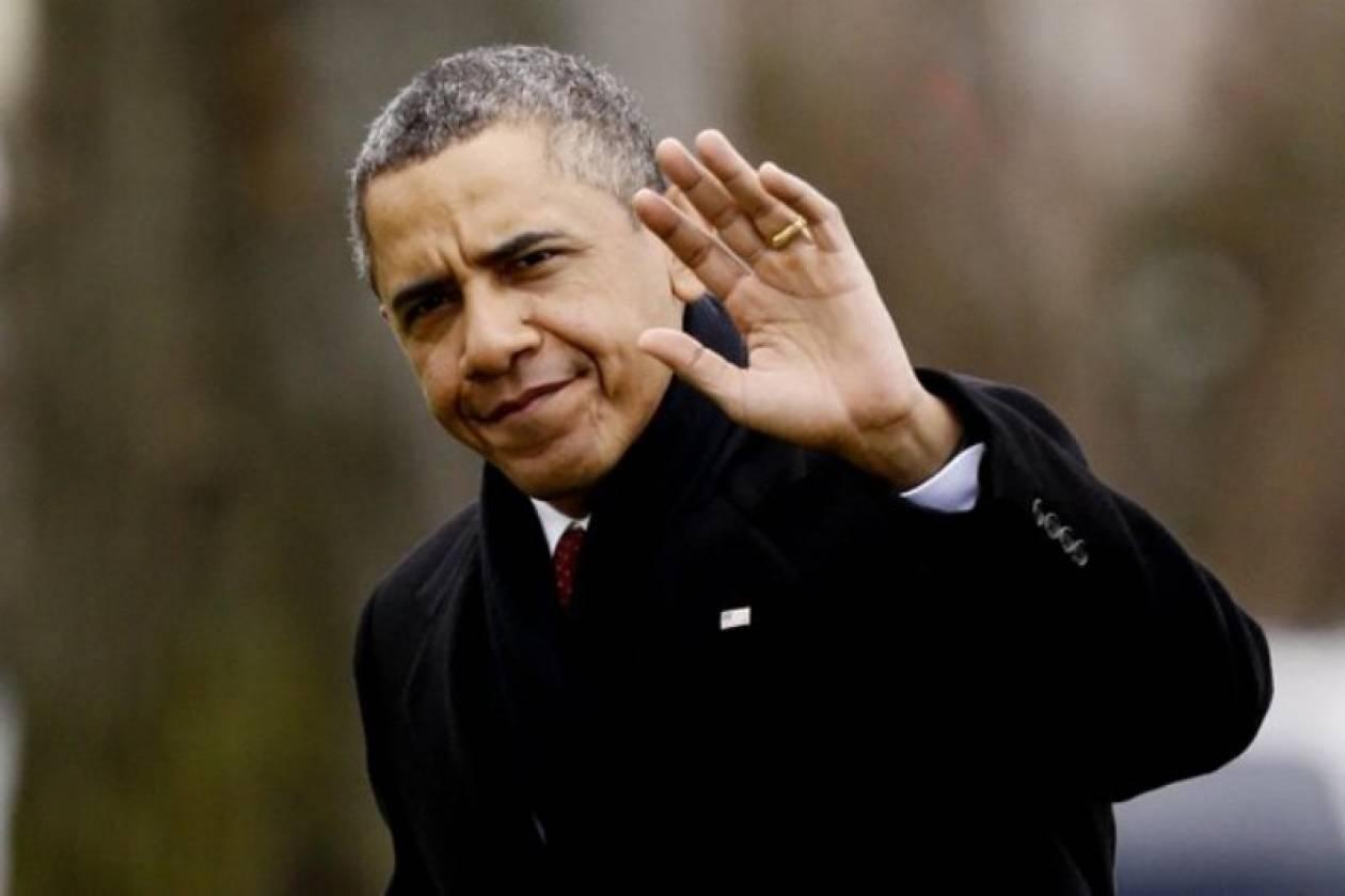 Ομπάμα: Ευελπιστώ το Κογκρέσο να τα καταφέρει