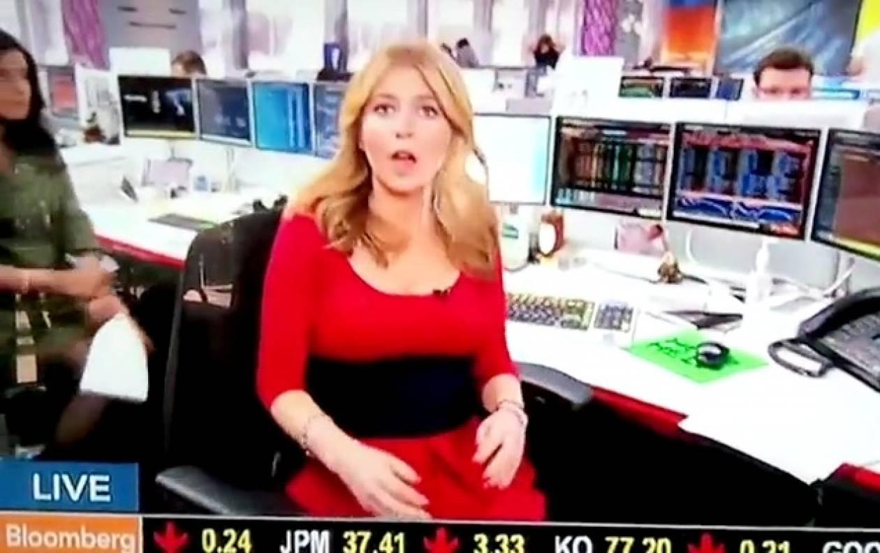 Ξεκαρδιστικά βίντεο: Τα τηλεοπτικά ευτράπελα του 2012