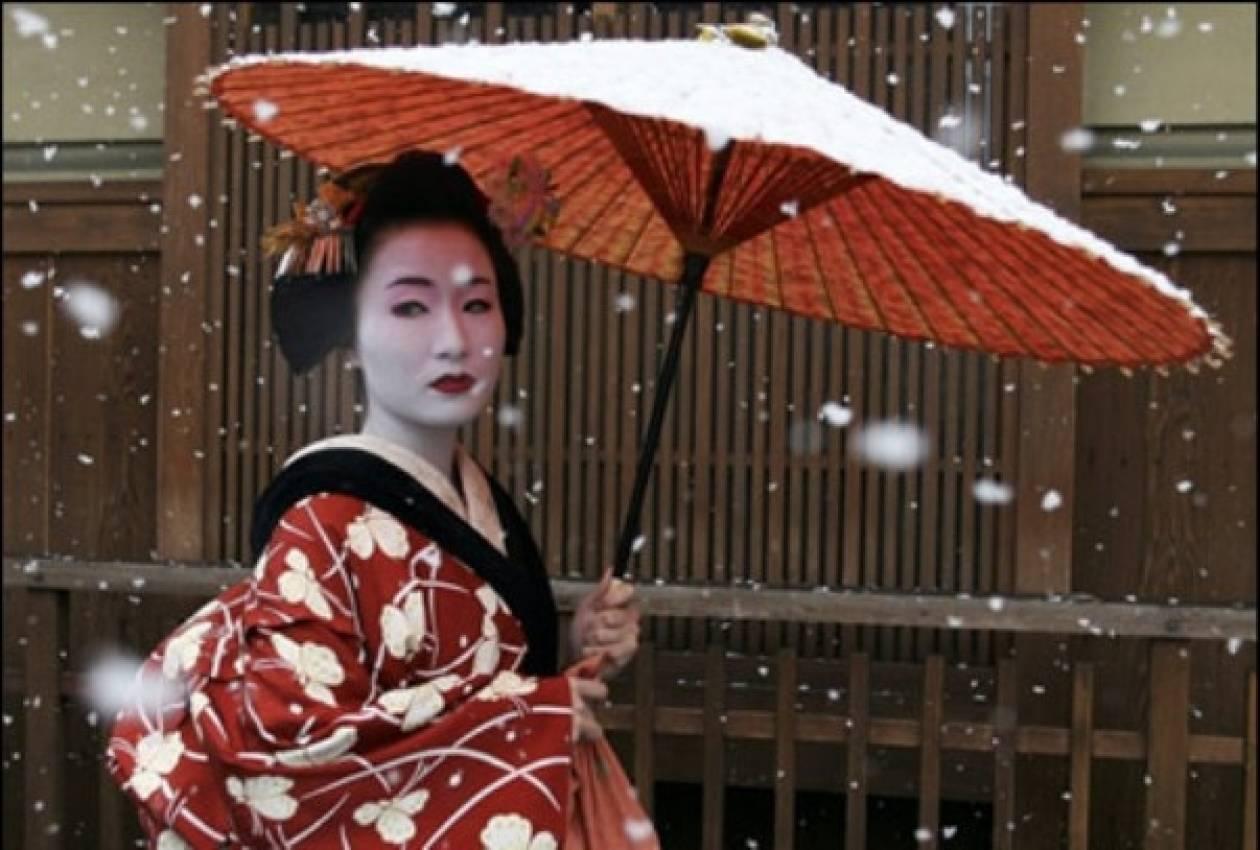 Πρωτοφανείς χιονοπτώσεις στην Ιαπωνία