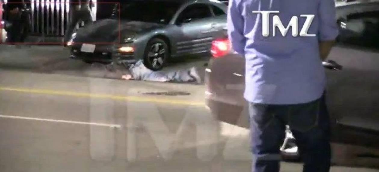 Βίντεο-ΣΟΚ: Έβγαλε όπλο και τον σκότωσε έξω από γνωστό club