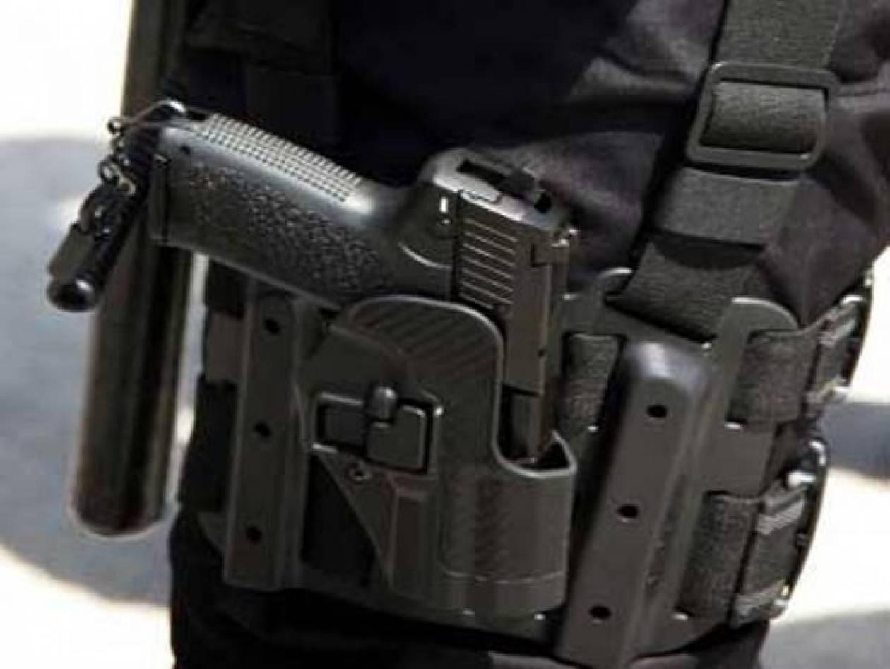 Πανικός από πυροβολισμό στην Αστυνομική Διεύθυνση Τρικάλων