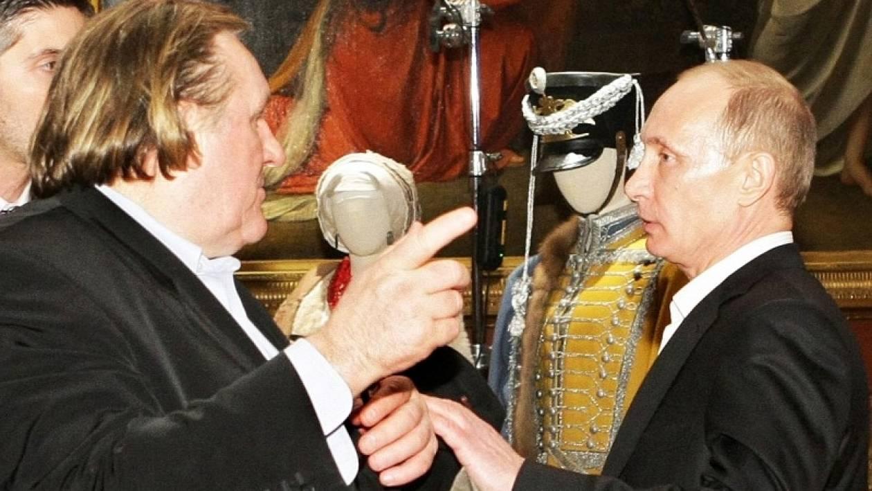 Ντεπαρντιέ: Ο φίλος μου ο Πούτιν