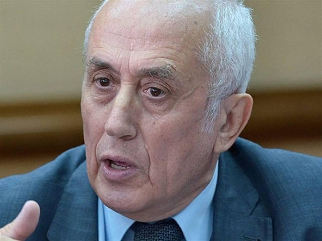 Καταδίκασε την επίθεση στα γραφεία της ΝΔ ο Α. Ρουπακιώτης