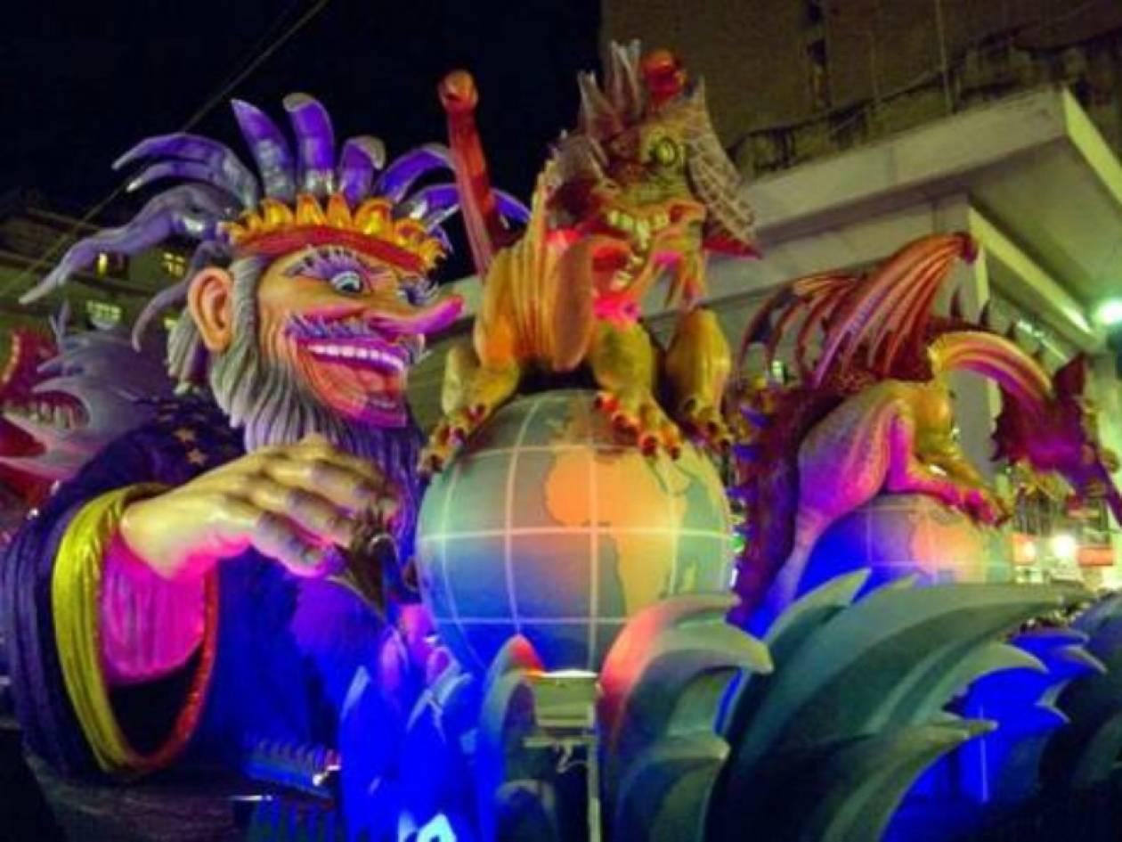Η Πάτρα μπαίνει στο ρυθμό του Καρναβαλιού