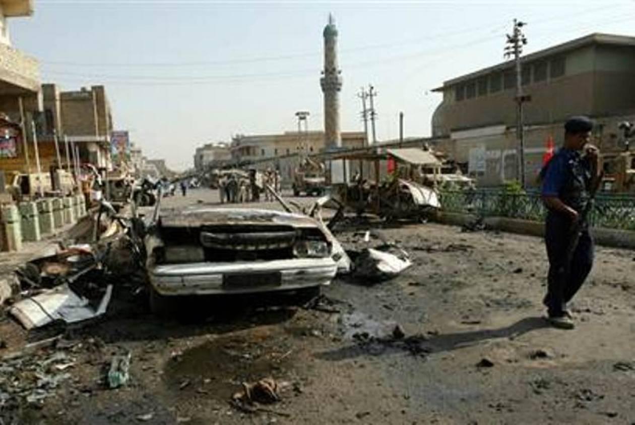 Καμικάζι σκότωσε Ιρακινό βουλευτή