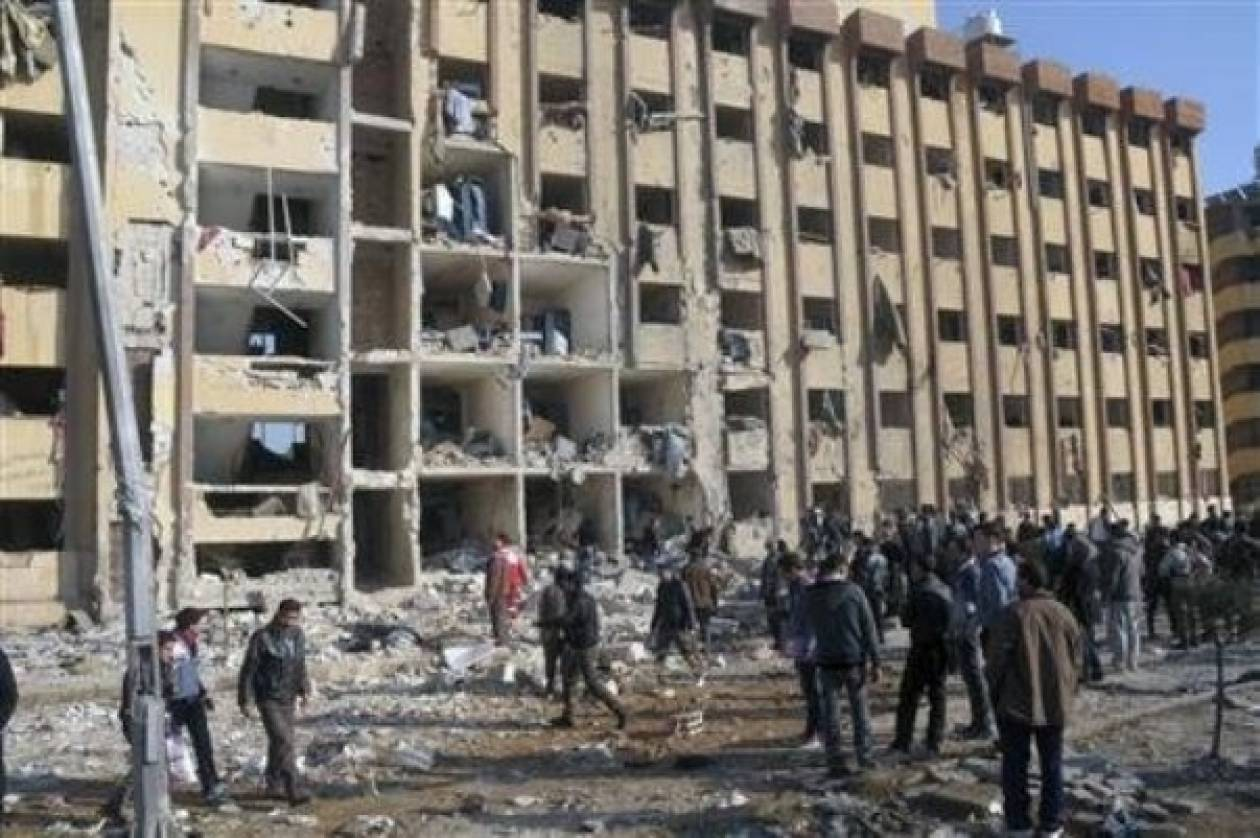 Τραγωδία σε πανεπιστήμιο-Δεκάδες νεκροί και τραυματίες