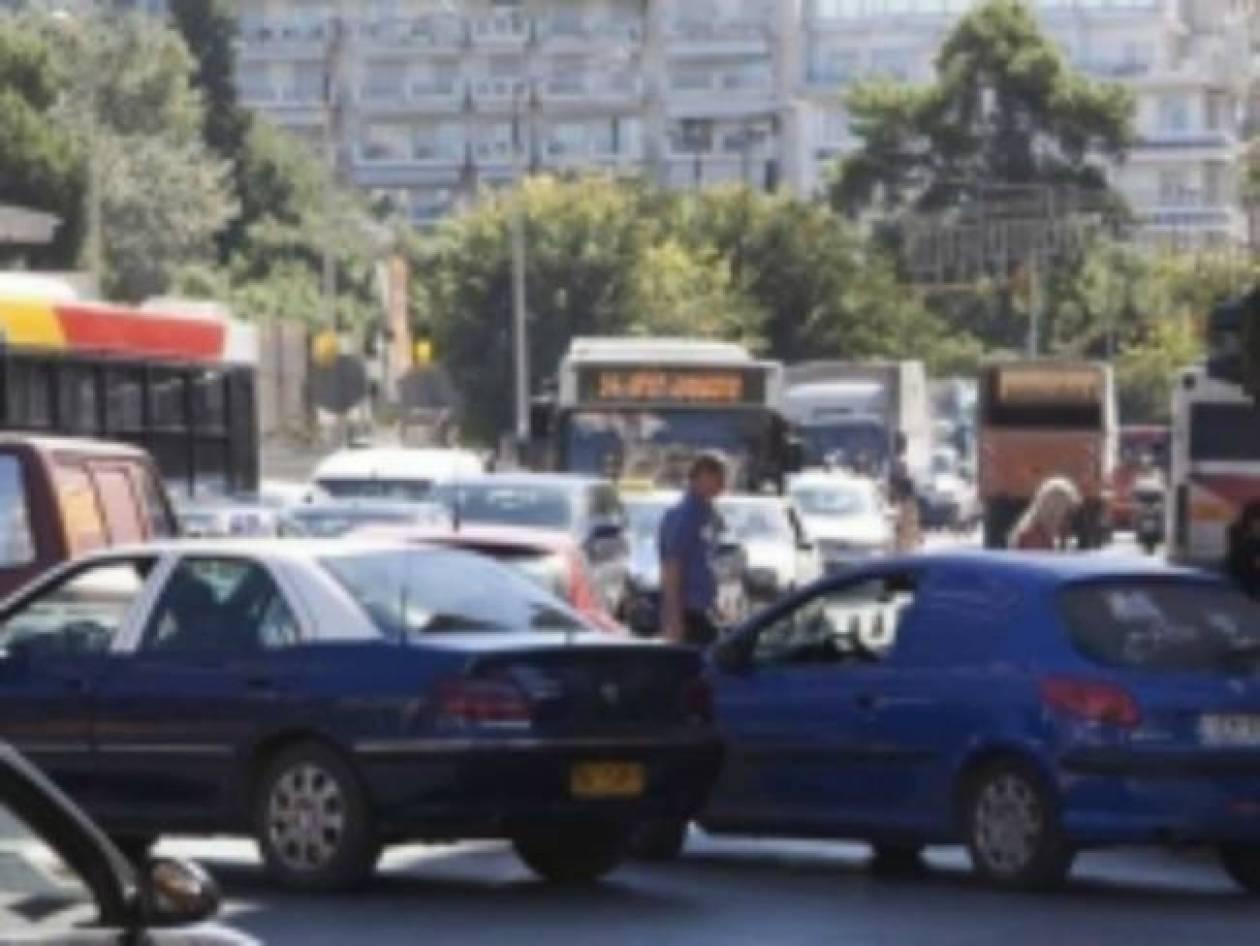 ΤΩΡΑ: Κυκλοφοριακό χάος στη Θεσσαλονίκη