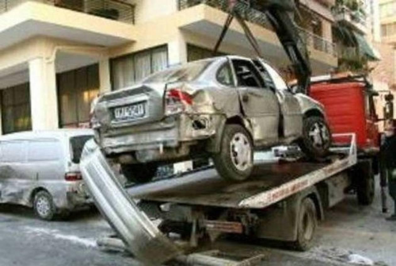Δείτε τι έκανε μεθυσμένος οδηγός στην Κρήτη