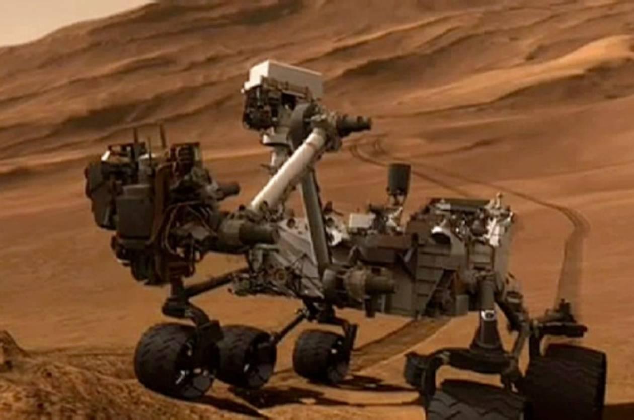 Το Curiosity βρήκε ίχνη αρχαίου νερού στον Άρη
