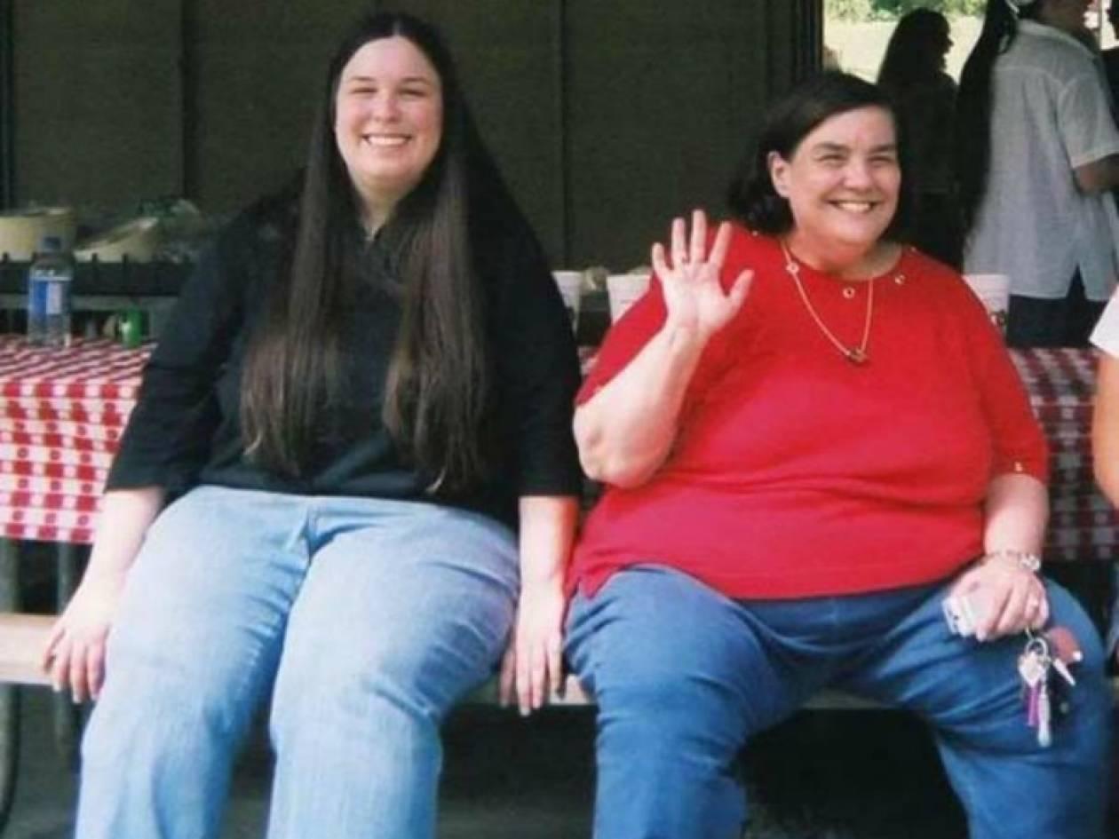 Η μητέρα, η κόρη και μια απίστευτη ιστορία αδυνατίσματος