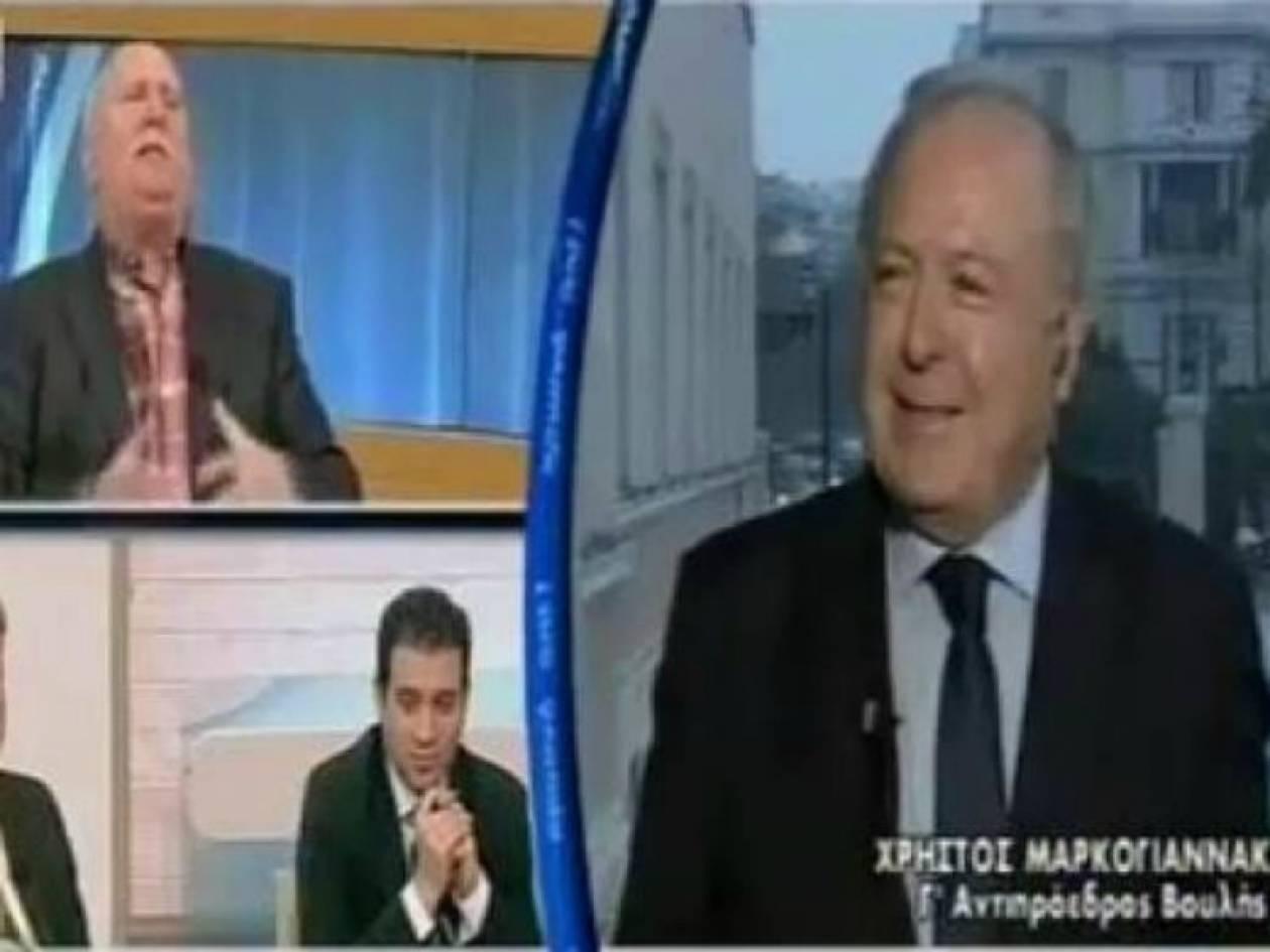 Γιώργος Παπαδάκης: Αφιέρωσε το «να παίζει το τρανζίστορ»