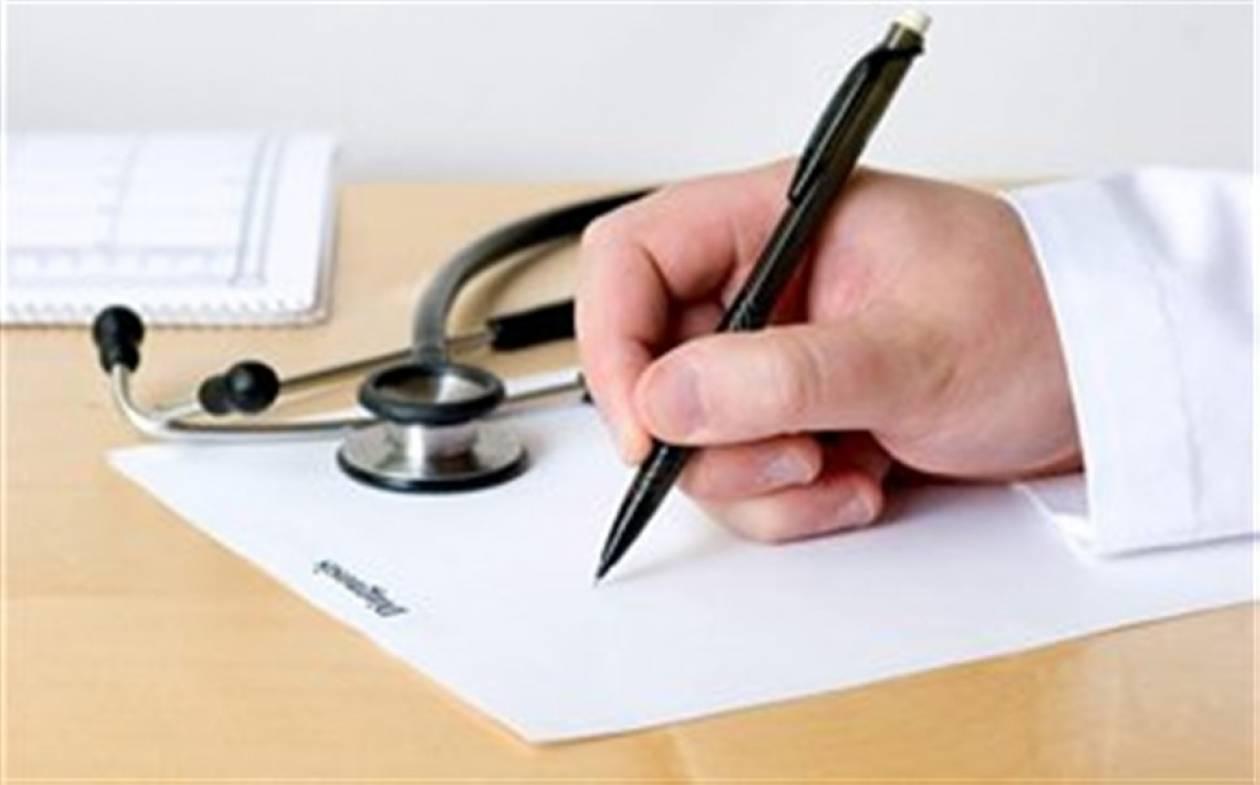 Μύθος η υπερ-συνταγογράφηση από τους Έλληνες γιατρούς!